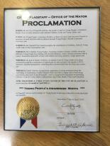 PIX PROCLAMATION FLAGSTAFF ARIZONA
