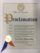 PIX PROCLAMATIONS CURRAN NASSAU COUNTY YPAM